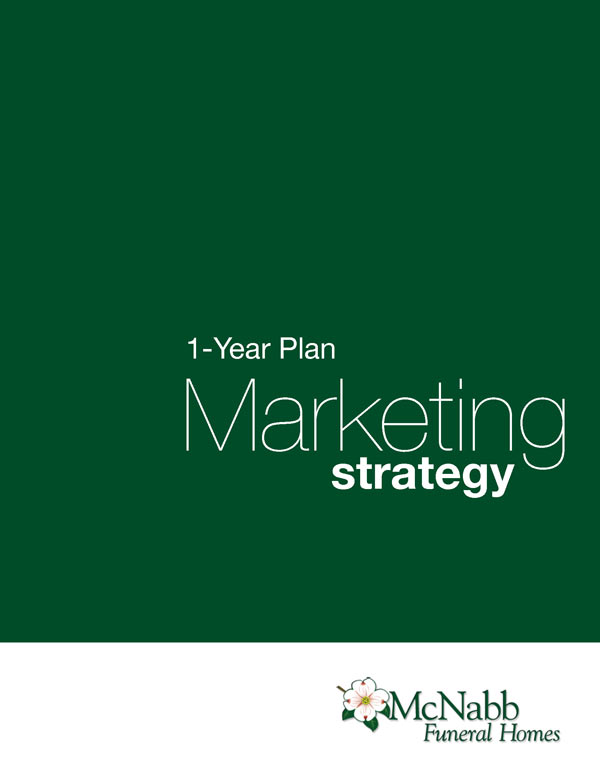 Marketing Strategy Cover