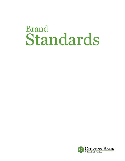 brand standards cover