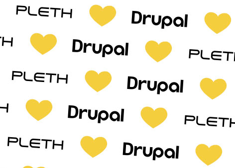 Pleth Loves Drupal