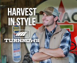 Harvest in Style Turnrows ad