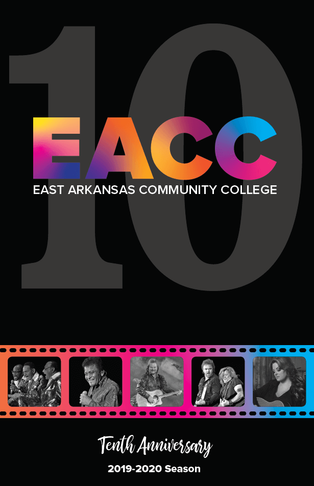EACC 2019-20 10th Anniversary Cover